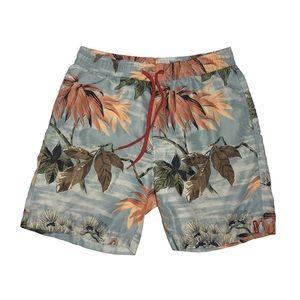 Tommy Bahama Tropical Print Swim Shorts